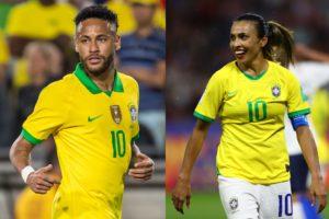 Futebol feminino x Futebol masculino: diferenças fisiológicas e nutricionais