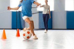 A educação física escolar e o futsal